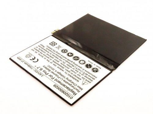 Batterie Apple iPad Pro 9.7, iPad Pro 9.7 Wi-Fi, iPad Pro 9.7´´, iPad
