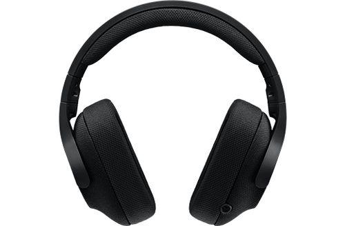 Cascos Logitech G433 triple black