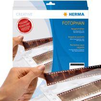 Comprar Archivos Fotografía - Herma Negative pockets PP clear 100 Sheets/4-Strips         7768