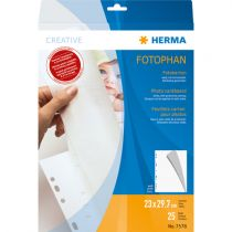 achat Archives - Herma Photo Carton 25 feuille Blanc 7578 - 230 x 297 mm 7578