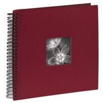 buy Archival of Photos - Hama  Fine Art  Wire-O bordeaux 36x32 50 black Pages 090144
