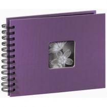 achat Archives - Hama  Fine Art  Spiral purple 24x17 50 Noir Pages 94881