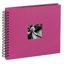 buy Archival of Photos - Hama  Fine Art  Spiral pink 28x24 50 black Pages 113680