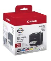 achat Encre imprimante Canon - Canon PGI-2500XL BK/C/M/Y Multi BL sem segurança 9254B004