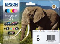 achat Encre imprimante Epson - Epson Multipack 6-cores 24 Claria Photo HD Ink