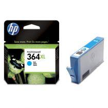 achat Encre imprimante HP - HP 364XL Cyan Ink Cartridge with Vivera Ink CB323EE#ABE