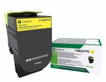 Comprar Toners Lexmark - Lexmark CS/X417 Yellow High Yield Return Program Toner Cartridge