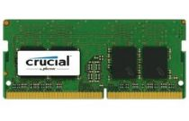 achat Mémoire portables - Crucial 4Go DDR4 2400 MT/s SODIMM 260pin SR x8 unbuffered