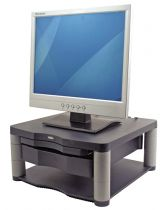 buy LCD Wall mount - FELLOWES Mount Monitor PLUS GRAFITE