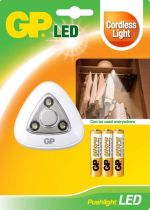 Comprar Iluminación decorativa - GP Lighting Pushlight Lámpara LED + Batteries 810PUSHLIGHT