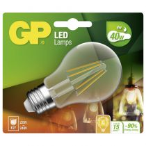achat Lampe LED - GP Lighting Filament Classic E27 4W (40W)  470 lm 745GPCLAS078203CE1