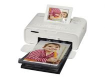 buy Photo Printers - Canon Printer Selphy CP1300 White - Photo Printer Wi-Fi p