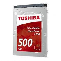 Comprar Discos Duros Internos  - Toshiba Disco Interno Toshiba 2.5´´ 500GB L200 (7mm) Bulk
