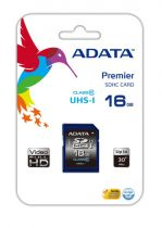 achat Secure Digital SD - ADATA SDHC UHS-I Class 10 16Go Premier