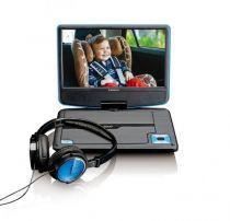 Comprar Reproductor DVD portátil - Reproductor DVD Lenco DVP-910 azul DVP910BLAU