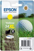 Comprar Cartucho de tinta Epson - EPSON Cartucho Tinta Amarillo 34XL C13T34744020