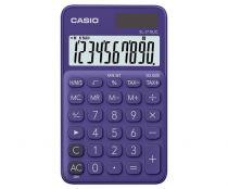 achat Calculatrices - Calculatrice Casio SL-310UC-PL violet SL-310UC-PL