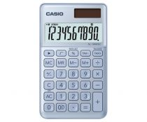 achat Calculatrices - Calculatrice Casio SL-1000SC-BU blue