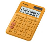 buy Calculators - Calculator Casio MS-20UC-RG orange