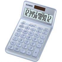 achat Calculatrices - Casio JW-200SC, Bureau, Calculatrice basique, 12 chiffres, Bleu JW-200SC-BU