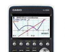 Casio FX-CG50, Poche, Calculatrice graphique, 15 chiffres, Flash, Batt