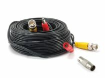 Comprar Accesorios CCTV - CONCEPTRONIC BNC CABLE 18MT P/ CAM ANALOGICAS CCBNC18