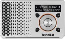 Comprar Radios / receptores multibanda - Radio Technisat DigitRadio 1 plata/orange