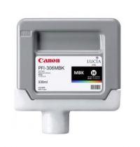 Comprar Cartucho de tinta Canon - Canon Cartucho Tinta PFI-306 de 330 ml MBK (matte black) 6656B001