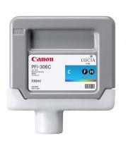 Comprar Cartucho de tinta Canon - Canon Cartucho Tinta PFI-306 de 330 ml C (cyan) 6658B001