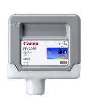 Comprar Cartucho de tinta Canon - Canon Cartucho Tinta PFI-306 de 330 ml B (blue) 6665B001