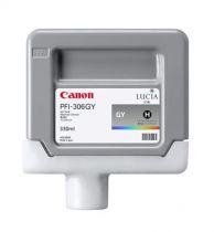 Comprar Cartucho de tinta Canon - Canon Cartucho Tinta PFI-306 de 330 ml GY (grey) 6666B001