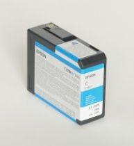 achat Encre imprimante Epson - Epson Encre Imprimante CYAN Stylus Pro3800 C13T580200