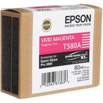 Comprar Cartucho de tinta Epson - Epson Cartucho Tinta Stylus Pro 3880-80ml Vivid Magenta C13T580A00