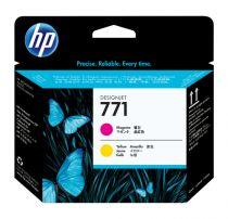 Comprar Cartucho de tinta HP - HP 771 Magenta/Yellow Designjet Printhead  CE018A