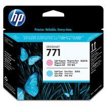 Comprar Cartucho de tinta HP - HP 771 Light Magenta/Light Cyan Designjet Printhead CE019A