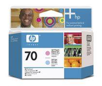 Comprar Cartucho de tinta HP - HP Cabeça de Impresión  HP 70 Light Cyan  Light Magenta  C9405A
