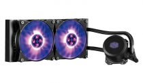 Comprar Coolers - Cooler Master MasterLiquid ML240L RGB, 240mm Radiator, RGB Fan & Water MLW-D24M-A20PC-R1