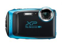 Comprar Cámara Digital Fujifilm - Cámara digital Fujifilm FinePix XP130 sky blue