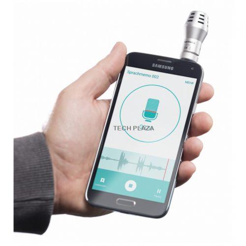 Micrófono mantona Micrófono para Smartphone