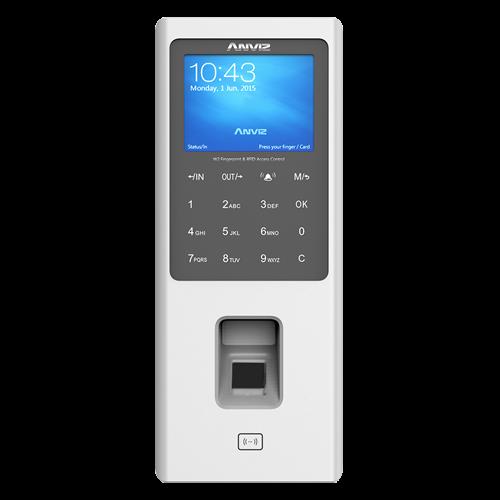 Anviz W2 Lecteur biométrico autónomo de acessos et presença Identifica