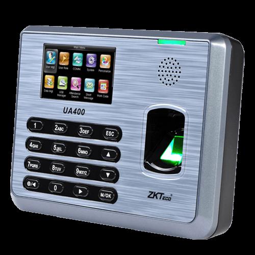 ZKTeco ZK-UA400 ZKTeco -Lecteur biométrico autónomo de presença Ident