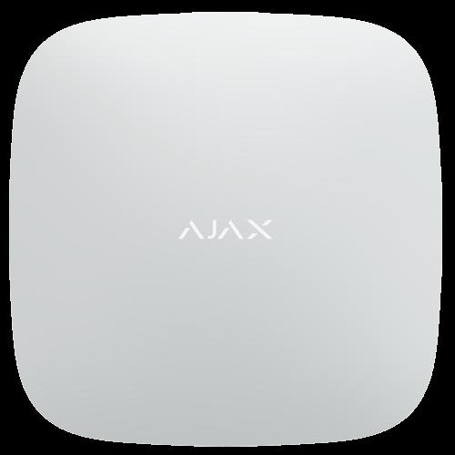 Ajax AJ-HUB-W Central Sans fils dupla via GPRS/LAN Bidireccional Certi