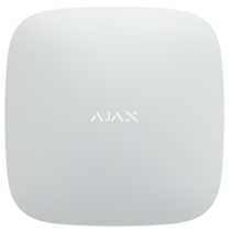 achat Kits d'alarme - Ajax AJ-HUB-W Central Sans fils dupla via GPRS/LAN Bidireccional Certi