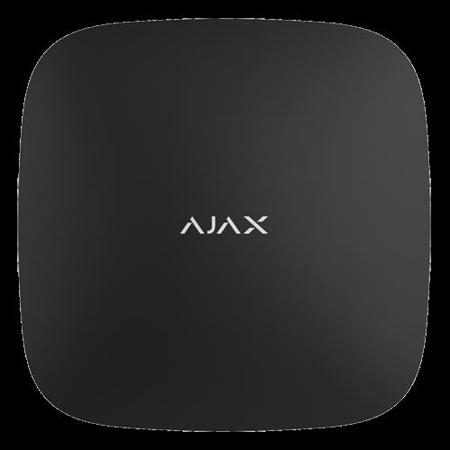 Ajax AJ-HUB-B Central Sans fils dupla via GPRS/LAN Bidireccional Certi