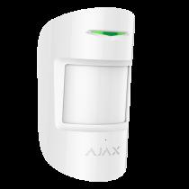 Comprar Alarmas Casa y Oficina - Ajax AJ-COMBIPROTECT-W Detetor volumétrico PIR imune a animais de esti