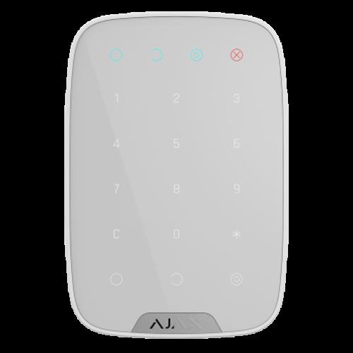Ajax AJ-KEYPAD-W Clavier independente Bidireccional Sem fios 868 MHz J