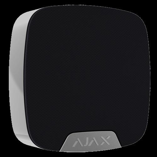 Ajax AJ-HOMESIREN-B Sirene Pour interior Bidireccional Sem fios 868 MH