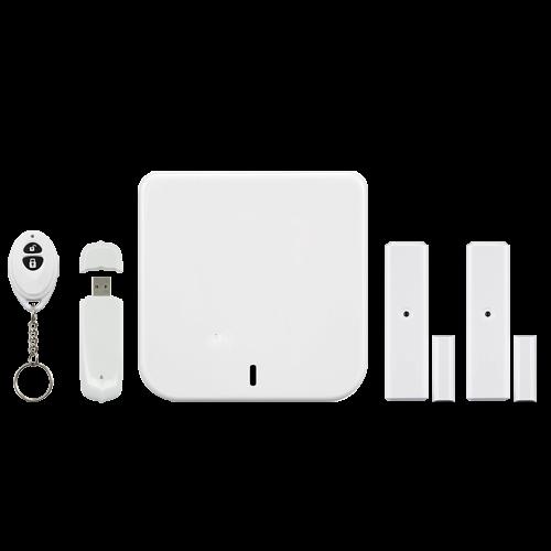 Home8 H21004EU Sistema de alarme pela Internet Sem fios Kit formado po