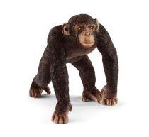 achat Figures Animaux - Schleich Wild Life         14817 Chimpanzee, Male