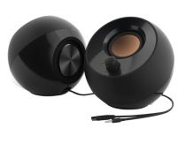 buy Creative Speakers - CREATIVE SPEAKER PEBBLE 2.0 USB BLACK